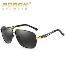 1a0155f6999 AORON Polarized Sunglasses Mens Luxury Brand LOGO Box Goggles Women  Designer Glasses
