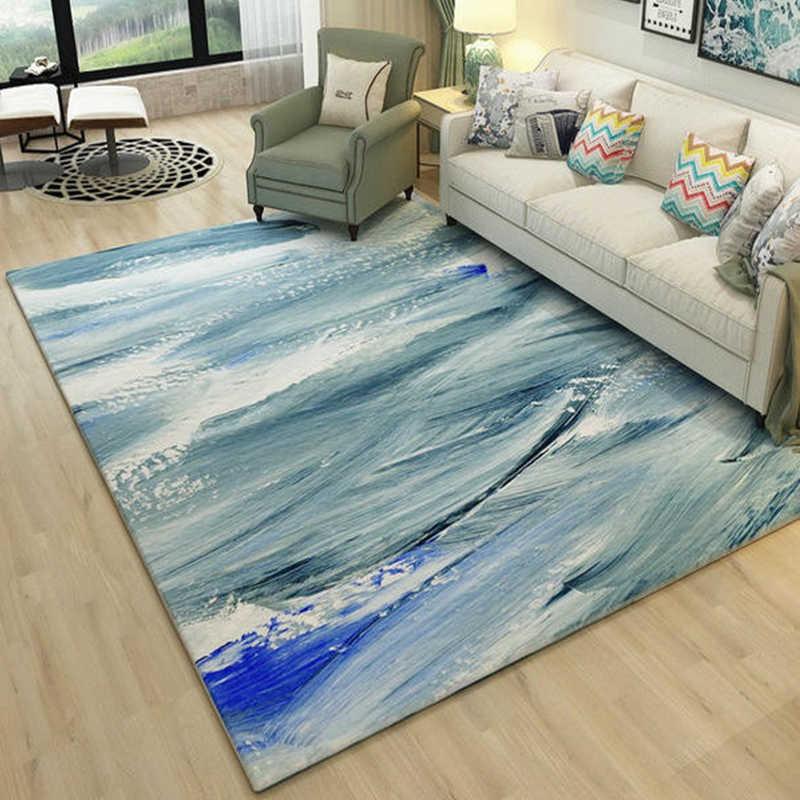 200x300 cm estilo europeu sala de estar tapete anti-deslizamento macio memória espuma crianças quarto tapetes grande tamanho área casa