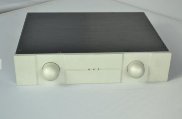 LL3207/châssis de préampli/châssis d'amplificateur de pré-ampli/châssis d'amplificateur audio domestique taille largeur 320 hauteur 70 profondeur 248mm