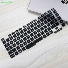 Силиконовый чехол для клавиатуры ноутбука, защитная кожа для ASUS ROG Strix G G531 15 G531G G531GU G531GD G531GT G531GW 15,6 дюймовый ноутбук