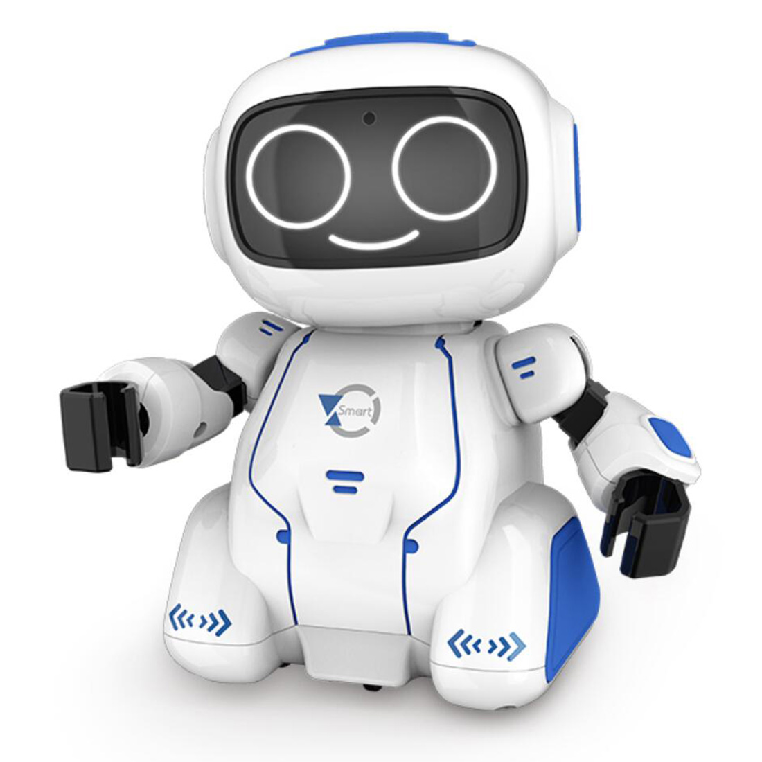 Children Intelligent Interactive Early Education Toy Smart Singing Dancing Robot Voice Recognition Loop English Edition