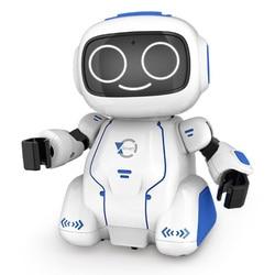 Dzieci inteligentne interaktywne zabawki do wczesnej edukacji dzieci inteligentne śpiewanie tańczący robot rozpoznawanie głosu pętla edycja angielska w Roboty RC od Zabawki i hobby na