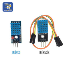 Building-Blocks Humidity-Sensor Led-Modules Dupont-Line Temperature DHT11 Arduino Electronic