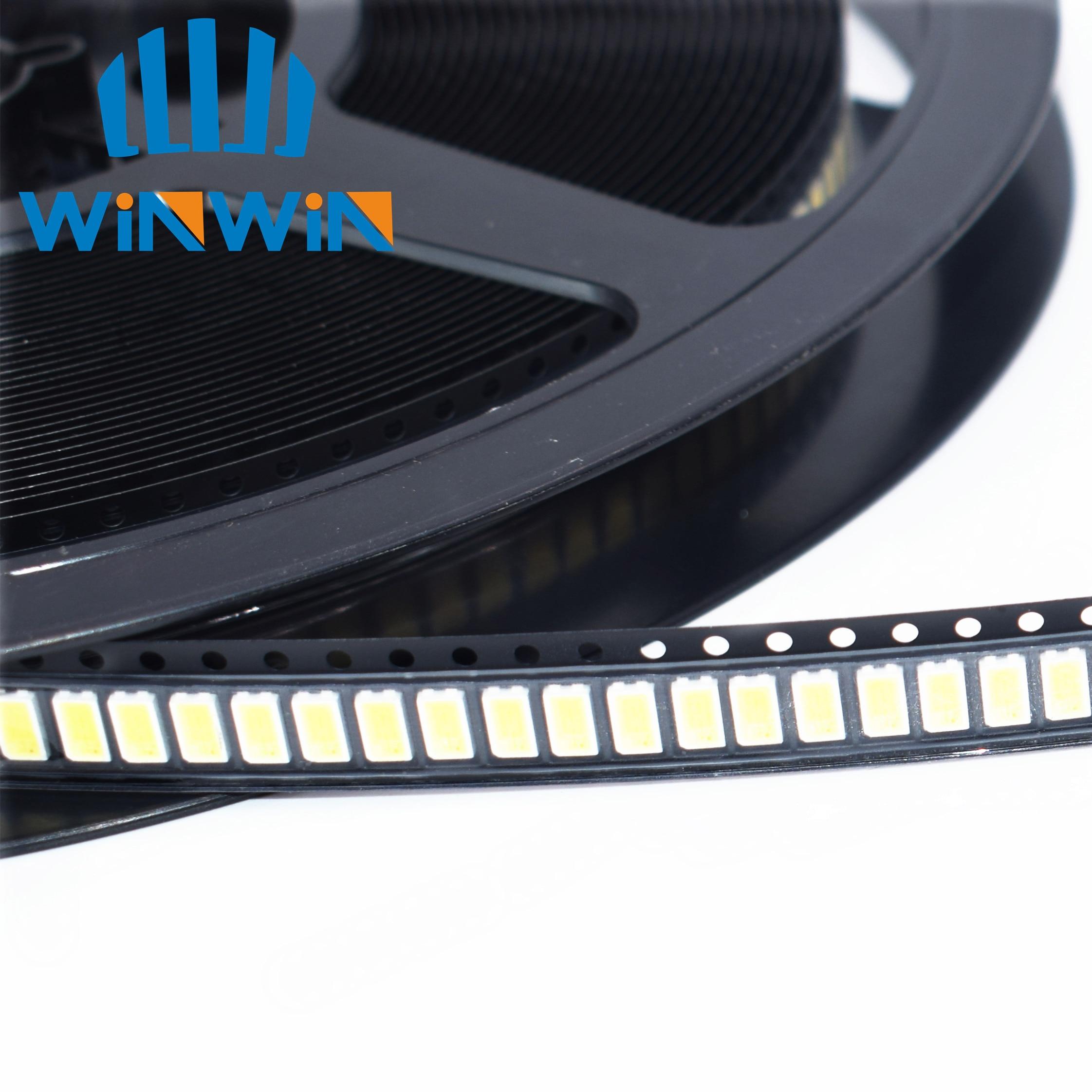 1000PCS For SAMSUNG LED Backlight 0.5W 3v 5630 Cool white LCD Backlight for TV TV Application SPBWH1532S1ZVC1BIB