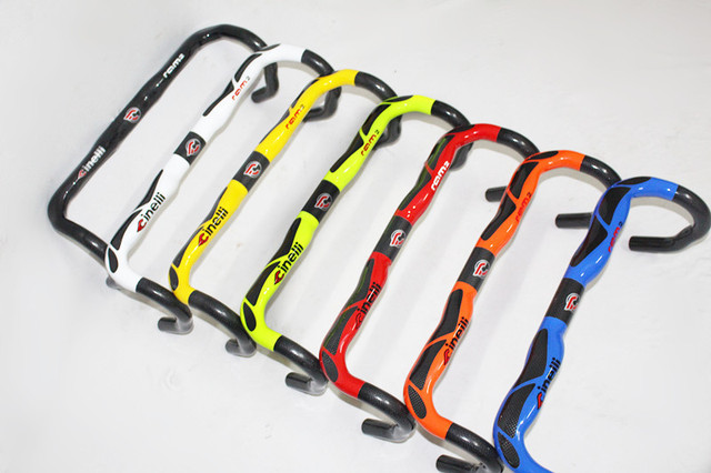 OEM Full Carbon Fiber Top One Integrated Handle Bar Bend
