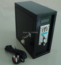 Coin operated Timer Control Power Supply box to Control 220V~240V electronic device