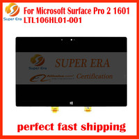 New Brand LED LCD Display For Microsoft Surface Pro 2 1601 LTL106HL01 001 Tablet LCD Screen