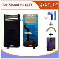 AAA Quality Touch Screen Glass LCD Display Digitizer Assembly For Xiaomi Mi5C Mi 5C LCD Display