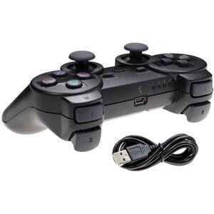 Image 5 - سماعة لاسلكية تعمل بالبلوتوث غمبد لسوني PS3 تحكم بلاي ستيشن 3 وحدة التحكم Dualshock عصا التحكم في اللعبة Joypad غمبد عن بعد