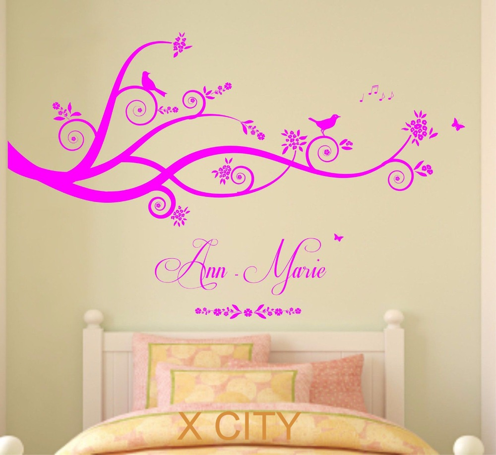 Kids bedroom stencils interior design modren kids bedroom stencils lily wall stencil for ideas amipublicfo Image collections