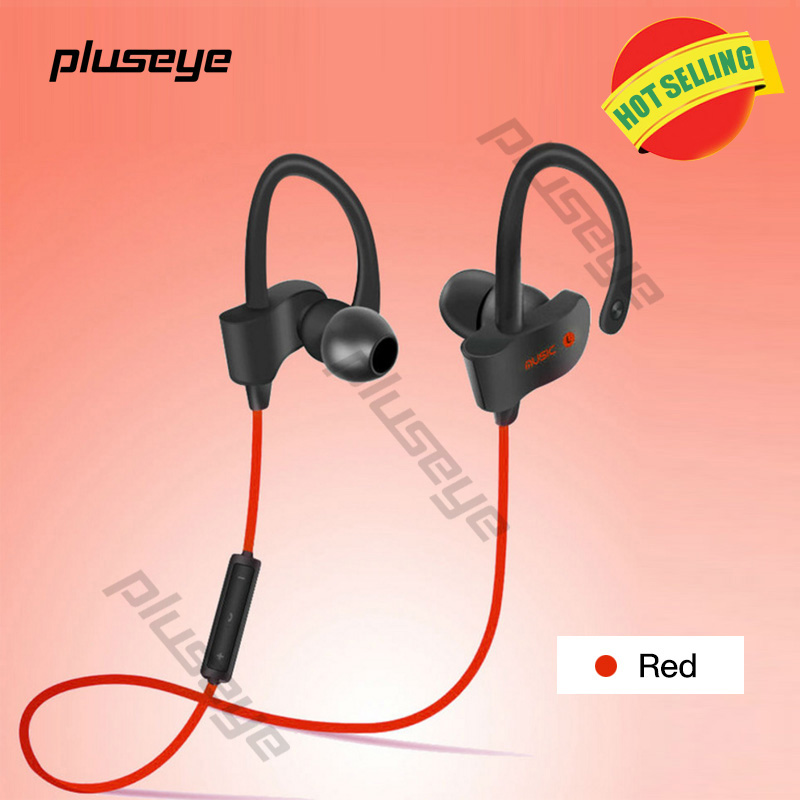 Sports In-Ear Wireless Bluetooth Earphone Stereo Earbuds Headset Bass Earphones with Mic for bluetooth headphone zealot bluetooth headphones wireless earphone bluetooth eeabuds stereo headset in ear handsfree sports earphones with mic