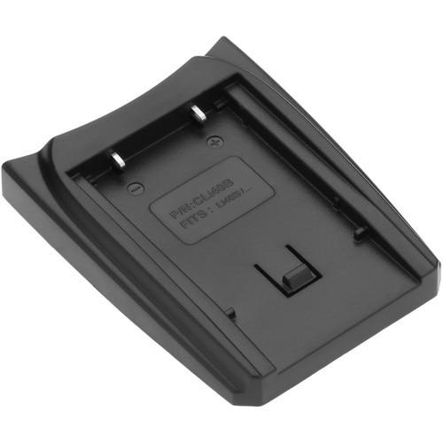 Udoli Rechargeable Battery Adapter Plate for Nikon EN-EL10 Olympus LI-42B/40B Fujifilm NP-45/45A Pentax D-Li63/D-Li108 Battery