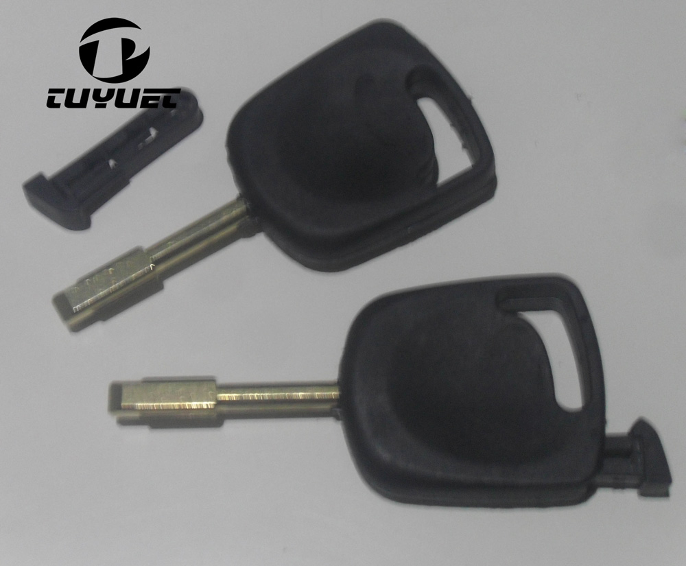 Transponder Blank Blade Key Shell For Ford Focus Mondeo Fiesta Car Key Blanks Case