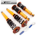 Coilovers For Nissan Skyline GTST GTS R33 RB25DET RB25 Shock Struts Coilover Non Adj Spring Suspension Struts Absorber Coil
