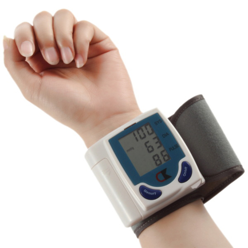 Cheap blood pressure meter arm