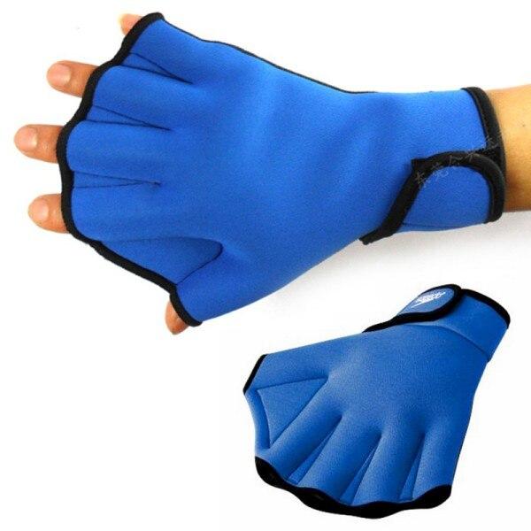 Balight Water Aerobics Aqua Jogger Swimming Swim Webbed Neoprene Gloves S/M/L
