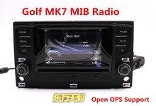 Original Car Radio Golf 7 MK7 VII Radio MIB System Support Bluetooth Car Info  5GG 035 280