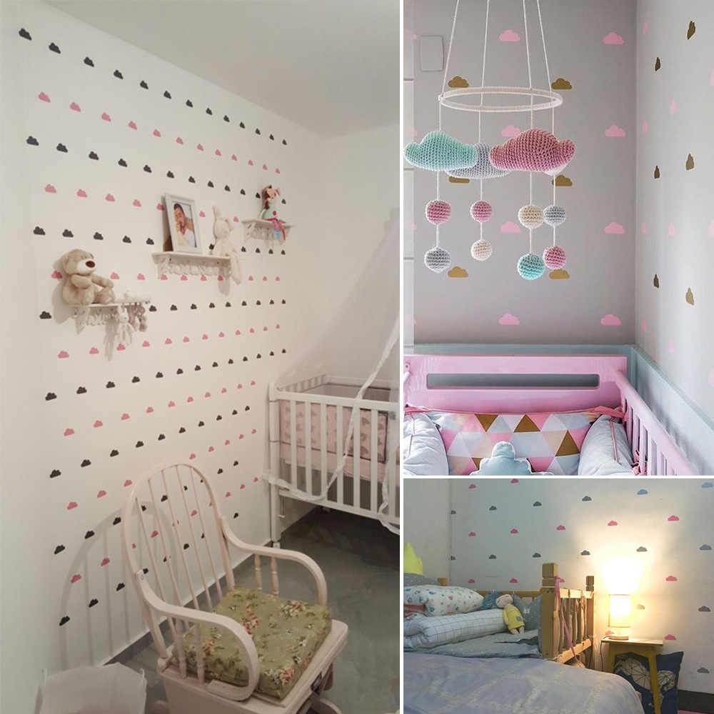 Wolke Wand Aufkleber Für Kinder Zimmer Baby Mädchen Zimmer Wand Aufkleber Aufkleber Kinder Schlafzimmer Kinderzimmer Wand Sticker Kinder Hause decor