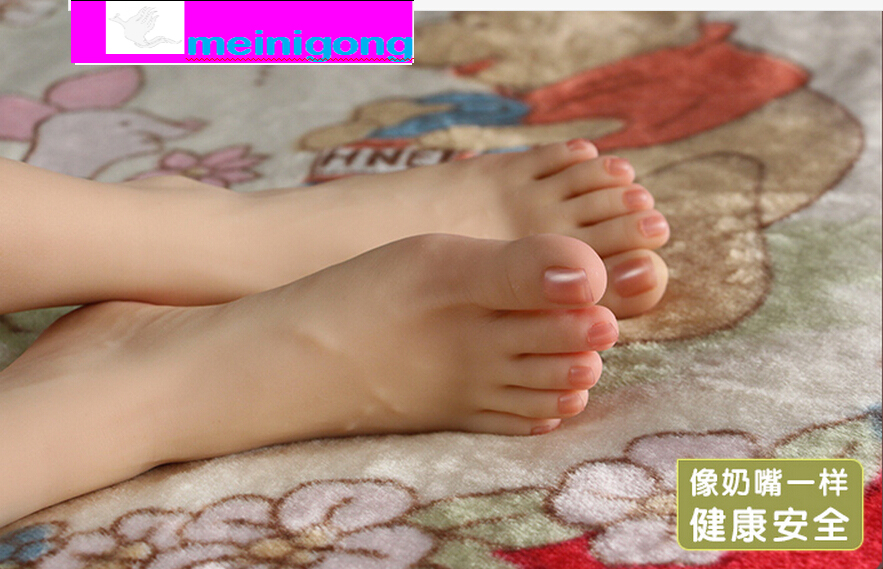 sex doll Fake silicon women footfetish Feet foot fetish worship foot toys mold,silicone feet model