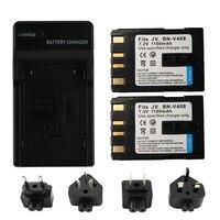 BN V408 BN V408U Camcorder Battery Charger Pack for JVC GR D230US GR D30 D30E D30U D30US D31EK D31US D32