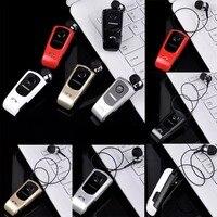 Hot New Fineblue F920 Wireless Bluetooth Earphone Clip Style Headset Stereo Telescopic Bluetooth 4 0 Headphone
