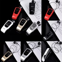 Hot New Fineblue F920 Wireless Bluetooth Earphone Clip Style Headset Stereo Telescopic Bluetooth 4 0 Headphone