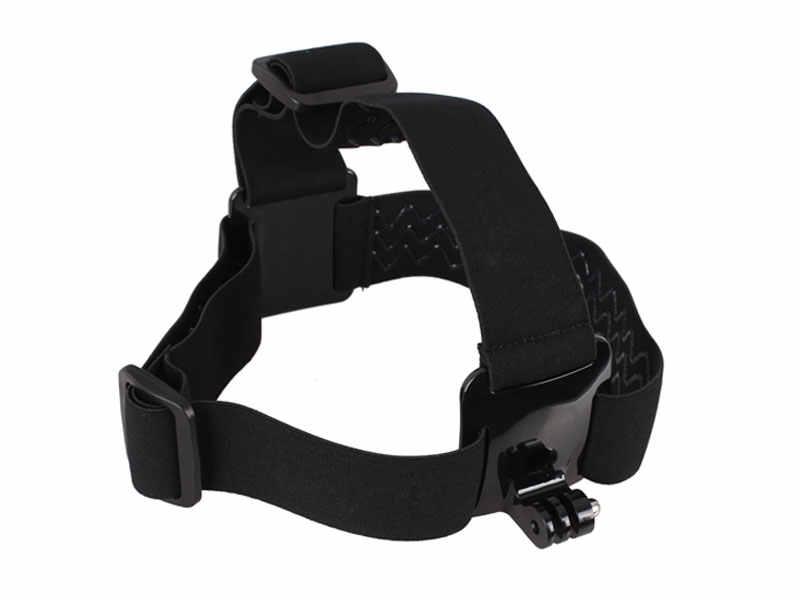 Action camera Gopro Accessories Headband Chest Head strap monopod For Go pro Hero 3 3+ 4 SJ4000 Sport Cam Mount Tripod Helmet