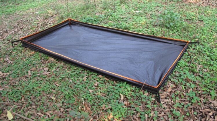 Eisman bath dimensional structure silicide sided waterproof tent ground cloth fabric ultralight c&ing mattress Korea- & Ground Tarp For Tent - The Ground Beneath Her Feet