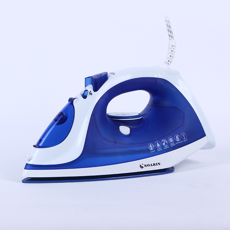 Electric Steam Iron Ceramic Clothes Iron Adjustable Soldering Iron Steamer Mechanical Timer Control Irons Steam Ferro недорго, оригинальная цена