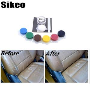 Leather Repair Kit Car Seat Sofa Coats No Heat Tool