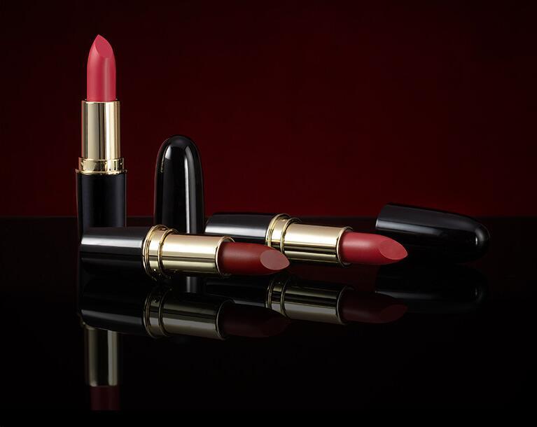 CXB21-Runde kopf lippenstift balsam großhandel verkäufe lip gloss make-up bean farbe