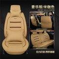 3D Стиль Крышка Сиденье Автомобиля Для Hyundai ix35 ix25 i30 Elantra Veloster Акцент Санта-Фе Соната Tucson 2016 Solaris, автомобиль-Чехлы