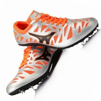 Ultralight Long Short Race Sprint Dash Spikes Running Shoes Women Trainers Sport Breathable Athletic Sneakers Track
