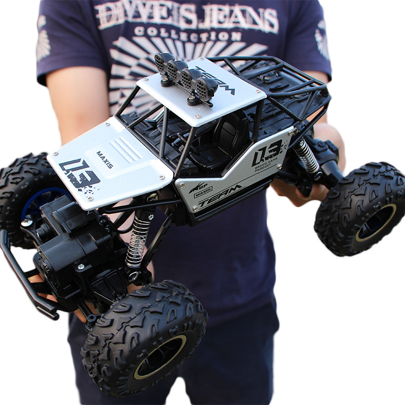 28cm 1:12 4 Channels RC Truck Collection Radio Controlled Machines On The Remote Control Truck Toys For Boys Girls Kids Gifts
