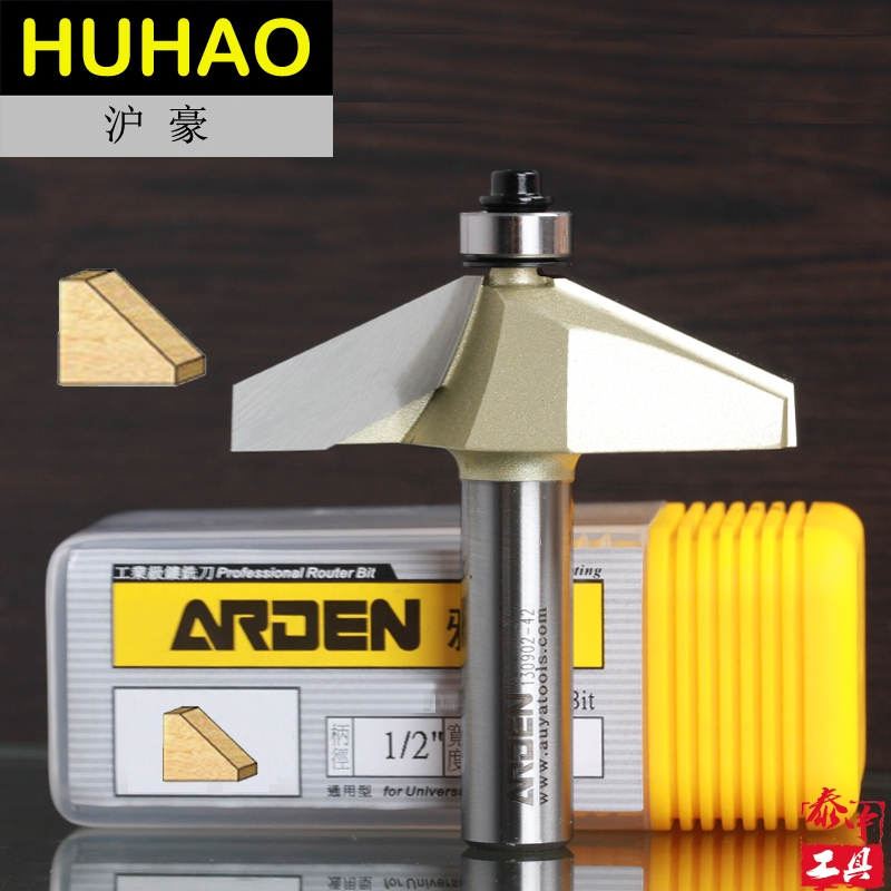 Woodworking Tool Raised Panel Arden Router Bit - 1/2*2 - 1/2