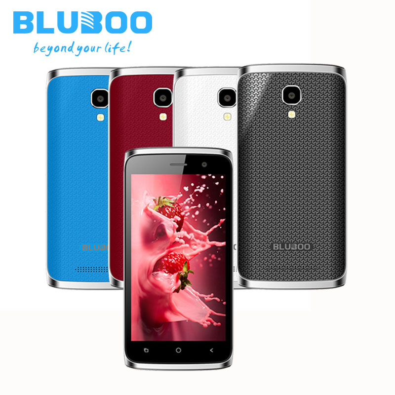 Bluboo Mini Mobile Phones MT6580 Quad Core 8G ROM 1G RAM 4 5 Inch 3G