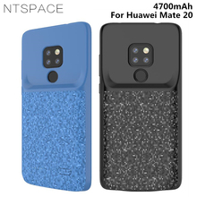 NTSPACE 4700mAh Ultrathin Portable Battery Charging Case For Huawei Mate 20 Power External Bank Charger Cover