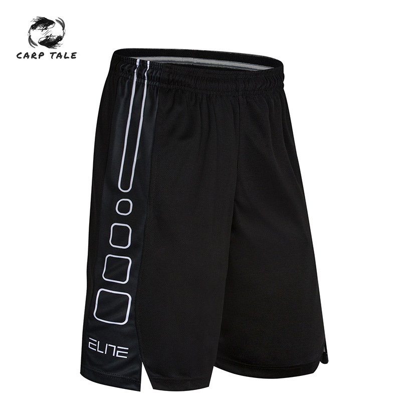 Sports street   shorts   summer fitness   shorts   aj basketball   shorts   loose over the knee elite five points big   shorts   Owen male