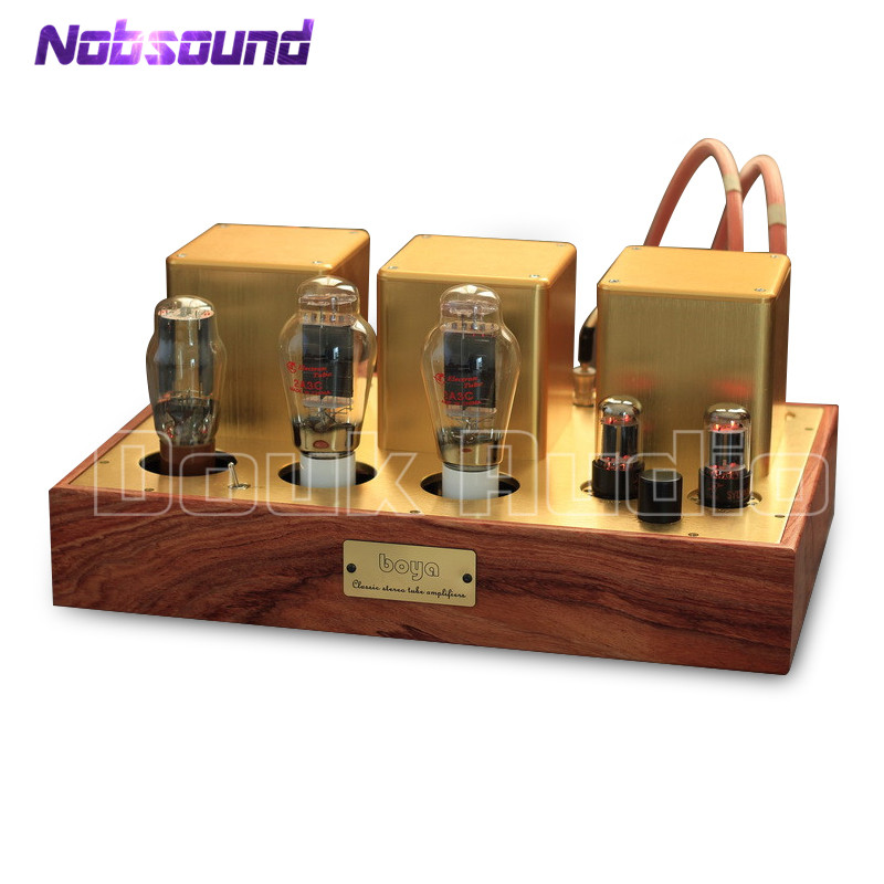 Nobsound Latest Pure Handmade High-end Custom 2A3 Tube Amplifier Audio HiFi Single-ended Stereo Integrated Amp le petit marseillais