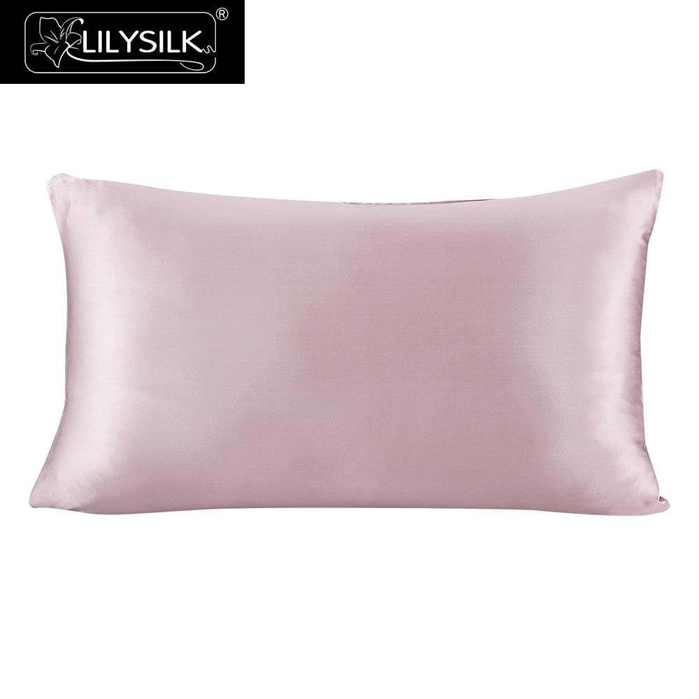 Casa DOr Dusty Pink Batwing Pillowcase for Orthopaedic Back Support Batwing Pillows