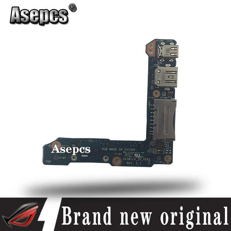 新オリジナル Zenbook UX301 UX301L UX301LA 10USD SSD ボード UX301LA_IO_VER2 テスト良い送料無料