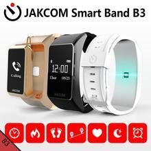Jakcom B3 Banda Inteligente como homens relógio Inteligente Relógios em kw88 zegarki