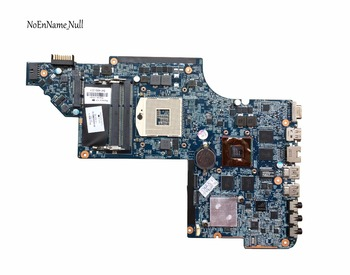 Envío Gratis 641489-001 placa base para portátil HP DV6 DV6-6000 dv6-6029tx placa base 6770 M/1G probado OK