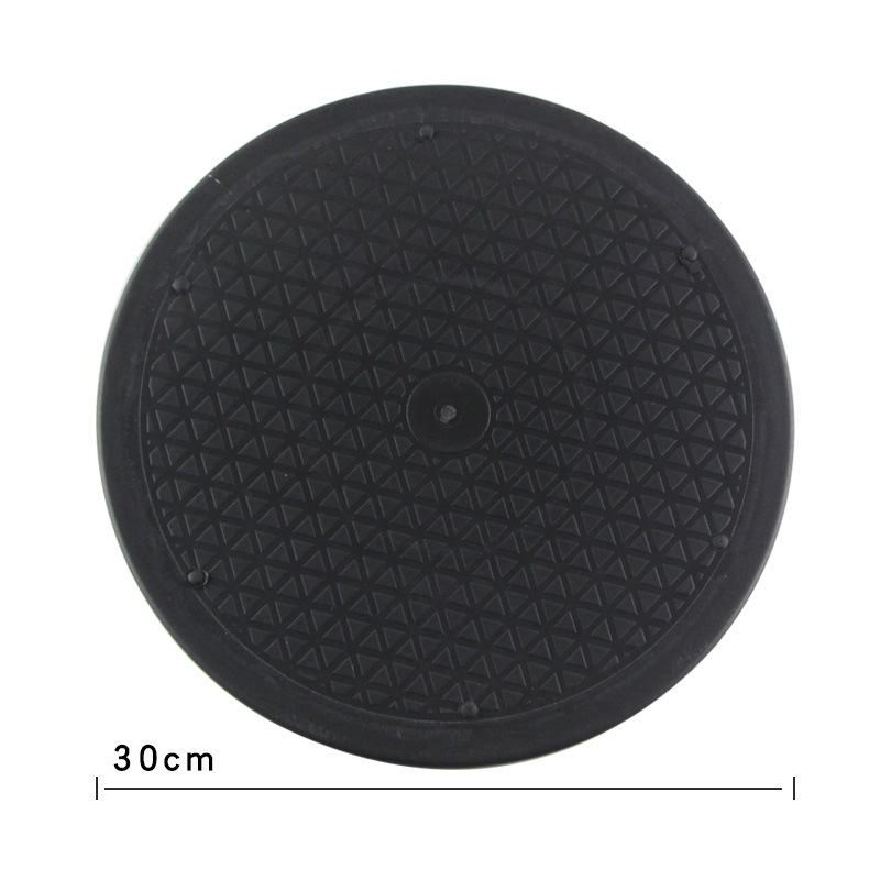 1PCS 30CM Clay Turntable DIY Model Hand-Made Clay Pottery Oil Mold Inkjet Color Wheel Turtle Sculpture Turntable
