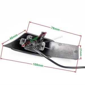 Image 5 - Водонепроницаемая CCD камера с логотипом парковки для автомобилей Toyota Camry 2018 (модная версия) с поддержкой PAL/NTSC