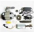 500 W 48 v sin escobillas desaceleración gear motor bicicleta eléctrica kit de conversión, kit eléctrico de la bici, kit DIY