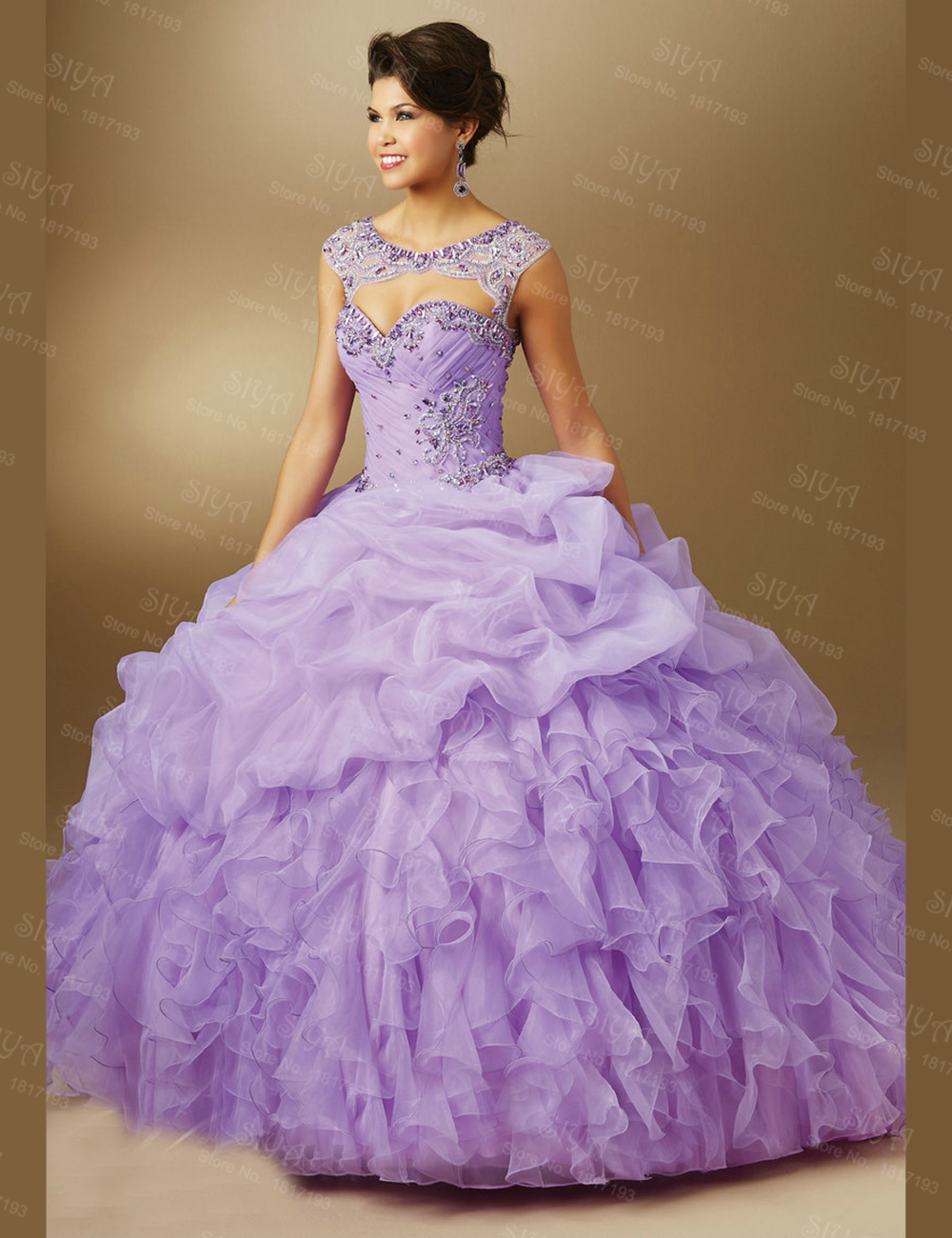 Where can i buy a quinceanera dress