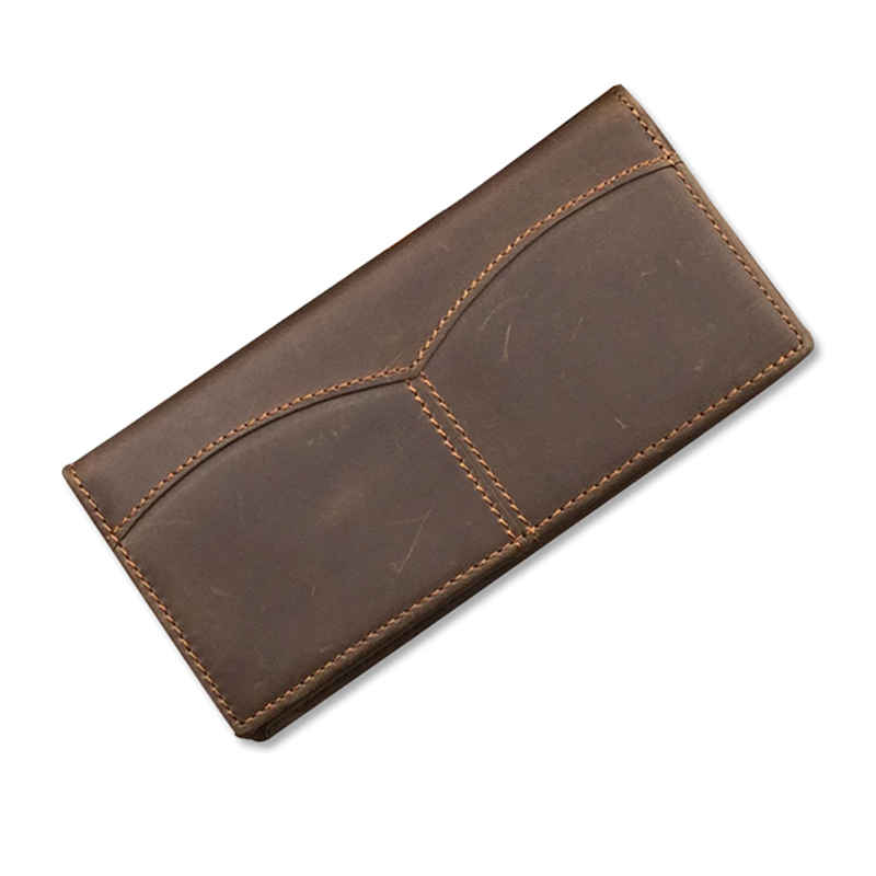 Men Wallet Crazy Horse Genuine Leather Purse Money Clutch On Cover Vintage Card Holder Dollar Price Photo 2017 Male Slim Wallet men genuine leather wallet 2016 dollar price luxury famous designer high quality money clip men wallet