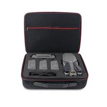 Водонепроницаемый нейлон/PU Сумка для хранения Hardshell чехол для переноски для DJI Mavic 2 Pro 2 Zoom Drone батарея корпус контроллер пропеллер зарядное устройство