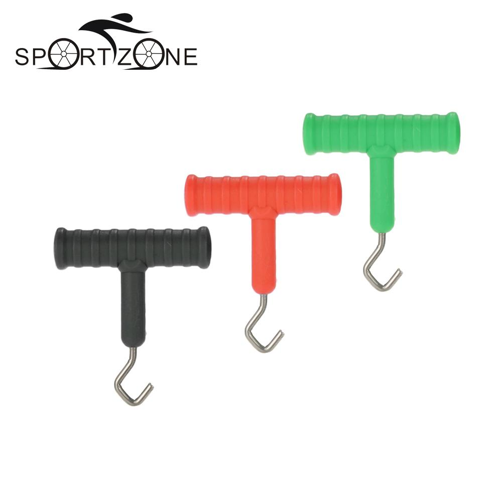 Fine 4pcs Carp Fishing Knot Puller Tool Rig Making Tool Sea Fishing Hair Rig Too Fishing Tools Back To Search Resultssports & Entertainment